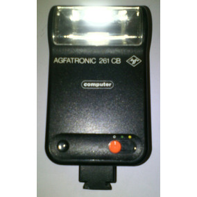 Flash Universal Agfatronic 261 Cb Agfa Computer 1-10m Foto