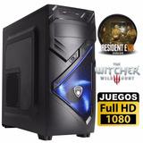 Cpu Gamer A8 Ram 8gb Disco 1tb Video Rx 560 2gb Ddr5