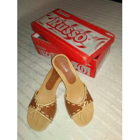 Sandalias Para Damas Tipo Suecos Marca Russo