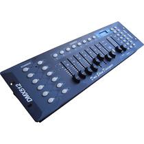 Consola Controlador Dmx 512 E-lighting 192 Canales By Dancis