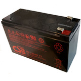 Bateria Recargable Csb 12v 9ah 34w Hr 1234w (nueva)
