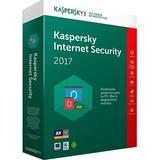 Antivirus Kaspersky Internet Security 2017 1 Pc 1año