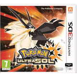 Pokemon Ultra Sol Sun Sellado Nintendo 3ds - Tiendatopmk
