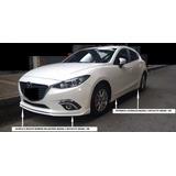 Bodykit Mazda 3 Skyactiv Sedan - Grand Touring - No Spoiler