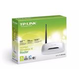 Router Tp-link 1 Una Antena Tl-wr740n
