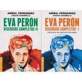 Eva Peron Discursos Completos Tomo 1 Y 2 Fernandez Booket