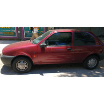 Ford Fiesta 96´ Impecable De Motor.