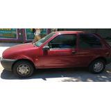 Ford Fiesta 96´ Impecable De Motor.