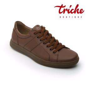 Calzado Zapato Caballero Café Flexi 47701 Casual Tipo Tenis