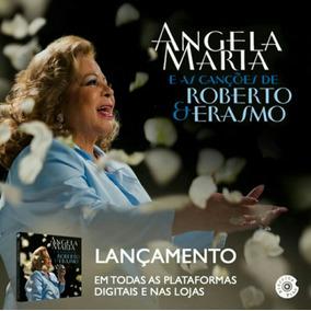 Cd - Angela Maria Canta Roberto Carlos