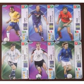 Cards Copa Do Mundo 2006 Panini