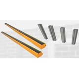 Forma Em Aço Para Colunas Pré-moldadas 10cmx10cmx3.70mt