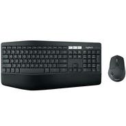 Kit Teclado Y Mouse Inalambrico Logitech Mk850 Bluetooth