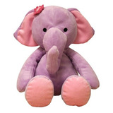 La Hora De Dormir Originales Felpa Elefante Rosie, Púrpura