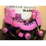 Patines Roller Blazer De 4 Ruedas Clásicos