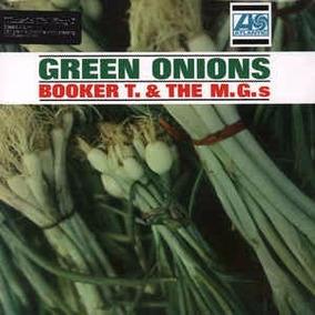Booker T. & The M.g.s - Green Onions - Vinilo Lp