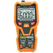 Multímetro Md-6230 Smart Icel Manaus Lcd - Iluminado