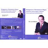 Emagrecer E Permanecer Magro - Dr. Lair Ribeiro - 1 Dvd Orig