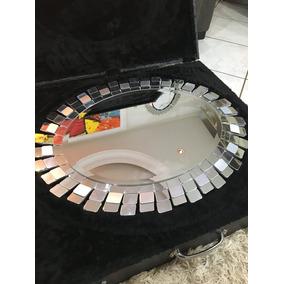 Espelho Oval Bisote Decorativo - Majestoso!!