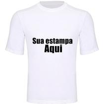 Camiseta Personalizada Casamento Aniversario Eventos