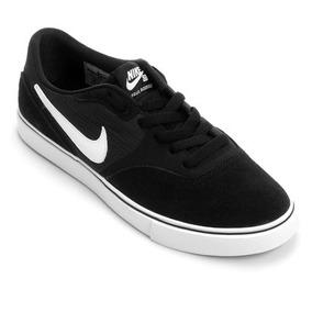 Tênis Nike Paul Rodriguez Preto Branco Original