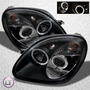 Opticos Led Angel Eyes Mercedes Benz Slk 97-2002