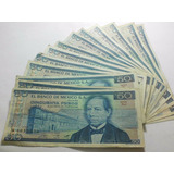 Un Billete 50 Pesos Juarez Condicion Usado