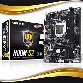 Tarjeta Madre Intel Gigabyte Ga-h110m-s2
