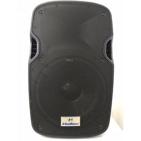 Caixa De Som Amplificadora Bluetoot Haikan 120w Prof.bsg-88a