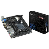 Msi A88xi Ac V2 Motherboard Mini Itx, Socket Fm2+, Chipset A