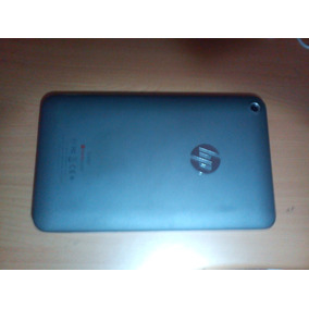 Tablet Hp Slate 2800, De 7 Pulgadas