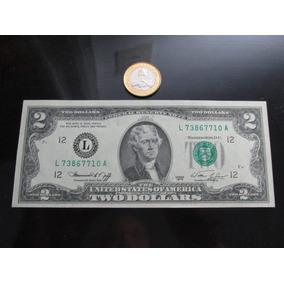 B100 Alembassi: Estados Unidos - 2 Dolares - 1776/1976 Unc