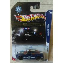 Hotwheels Customs Policía Federal México Patrullas