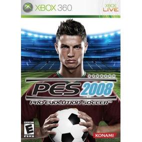 Pro Evolution Soccer Pes 2008 Xbox 360