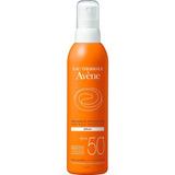 Avene Protector Solar Spray Spf50+ 200ml Pieles Sensibles