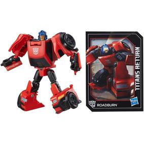 Transformers Generations Titan Returns Roadburn 3.75 Pulgada