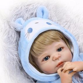 Bebê Reborn Molde Victoria Menino