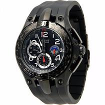 Relógio Orient Flytech Borracha Tampa Titanium + Frete