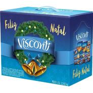 Cesta De Natal Grande Visconti