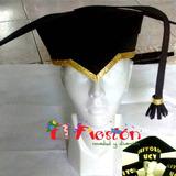 Birrete De Goma Eva , Foami Graduación Fiesta