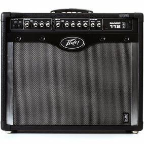 Amplificador Para Guitarra Peavey Bandit 112 80w Rms