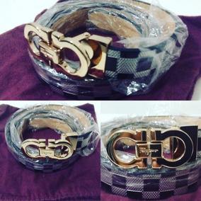 Cinturón Correa Ferragamo Louis Vuitton Gucci Armani Ofertaa