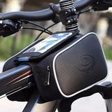 Bolsa Case Quadro Bicicleta Dupla Roswheel C Suporte Celular