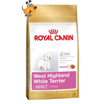 Ração Royal Canin West Highland White Terrier Adult 1 Kg