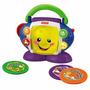 Aprender & Brincar - Cd Player Musical - Fisher Price P5314
