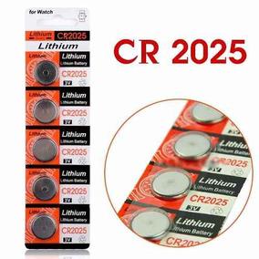 Bateria Pilha Para Óculos 3d Cr2025 3v Lithium Com 05 Un