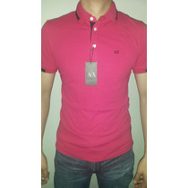Polo Armani Exchange Original Con Etiqueta Certificado