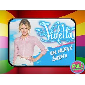 Cartuchera 2 Pisos Personalizada Violetta 2016 Tini Stoessel