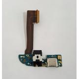 Flex Centro De Carga + Micrófono +audio Para Htc One M8 32gb