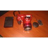 Camara Fotos Y Video En Hd Canon Power Shot Sx410is